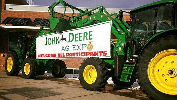 John Deere Ag Expo