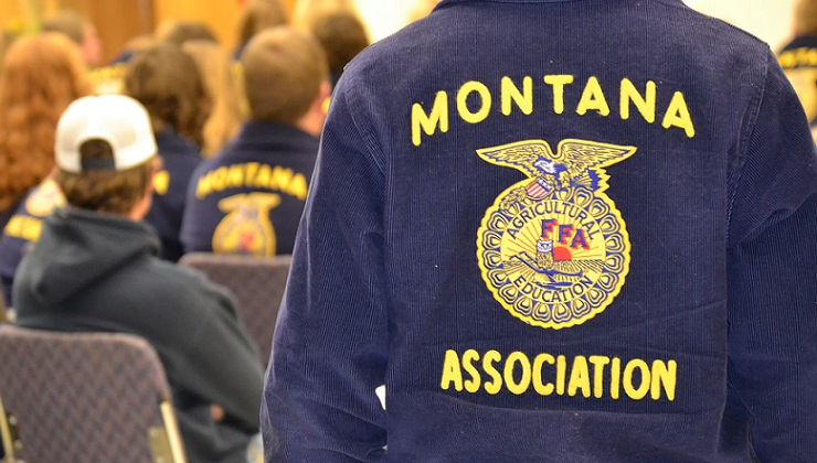Montana Association Jacket