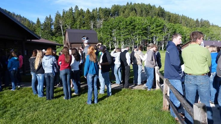 Montana FFA Alumni Leadership Camp