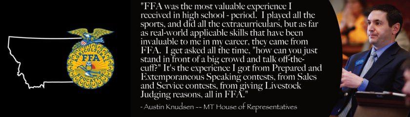 Austin Knudsen Impact Story