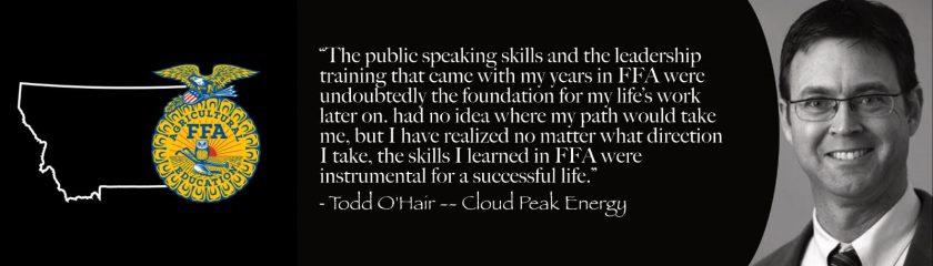 Todd O'Hair Impact Story